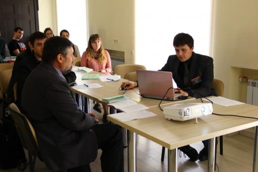 Вітаємо студентів кафедри с успішним виступом на «КАРАЗІНСЬКИХ ЧИТАННЯХ»