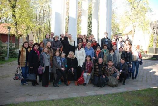 Викладачі кафедри та співробітники Музею археології взяли участь в семінарі-практикумі «Музей в екстремальній ситуації. Першочергові заходи»