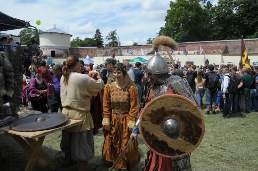Представники кафедри відвідали міжнародний фестиваль історичної реконструкції «Стара Фортеця. Подорож крізь століття»