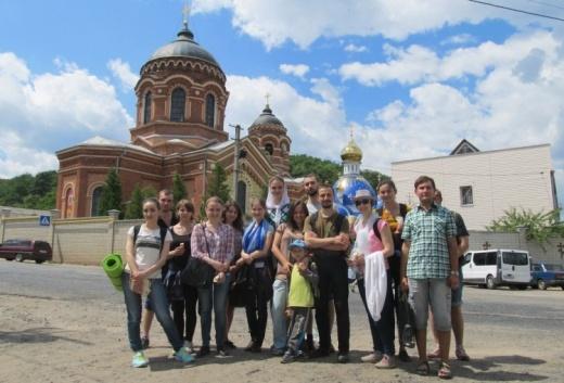 Подорож студентського наукового гуртка до Борової та Водяного