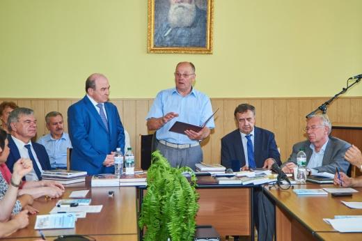 Засідання Правління Національної спілки краєзнавців України