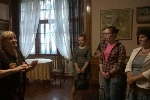 Виставка живопису «Харків-Донбас: історія, традиції, сучасність»