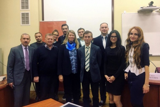 Проф.С.І.Посохов взяв участь в німецько-українському методологічному семінарі
