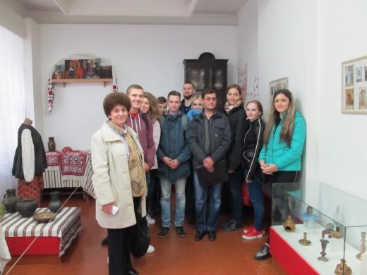 Экскурсия в город Чугуев