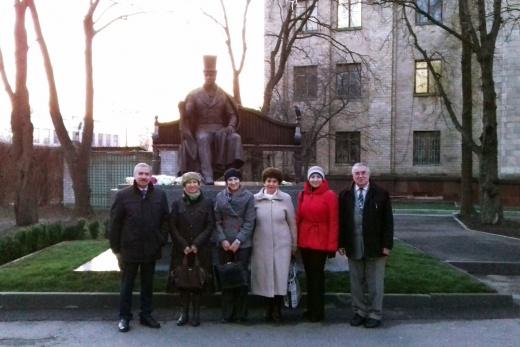 213-річниця Харківського університету та Міжнародний день студента