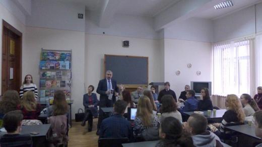 Заседание студенческого научного кружка историографии, источниковедения и СИД - «Научный туризм как стиль жизни».