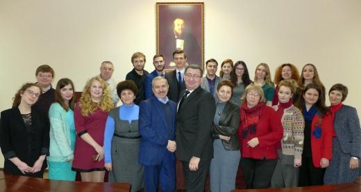 Поздравляем магистров кафедры с успешной защитой дипломных работ!