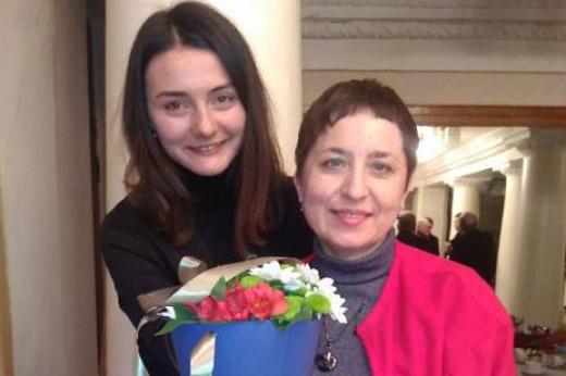 Поздравляем Ольгу Красько с успешной защитой диссертации