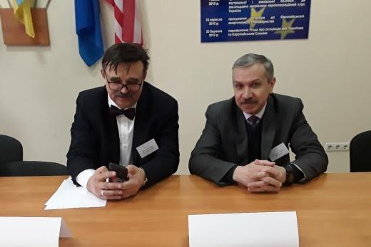 Заключительный этап Всеукраинской студенческой олимпиады по истории Украины