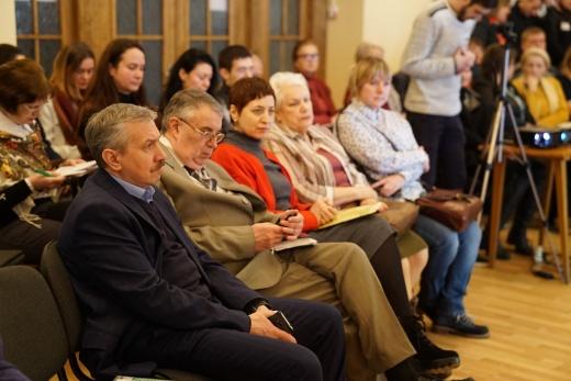 ІХ Лунёвские чтения «Проблемы музейного образования в Украине»