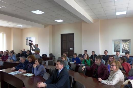 """Международная научная конференция """"Геноциды, массовые убийства и депортации на украинских землях во время Второй мировой войны: как работать с источниками"""""""