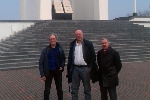 """Відвідання Меморіального комплексу """"Дробицький Яр"""""""