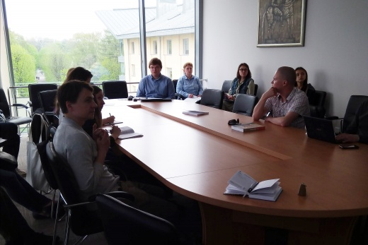 Семинар по исторической урбанистики в УКУ