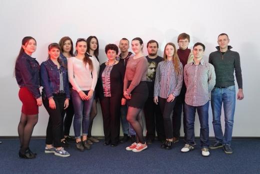 26 квітня 2018 р. відбулося засідання студентського наукового кружка мистецтвознавців