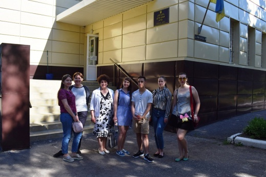 18 июня 2018 г. началась учебная музейно-архивная практика