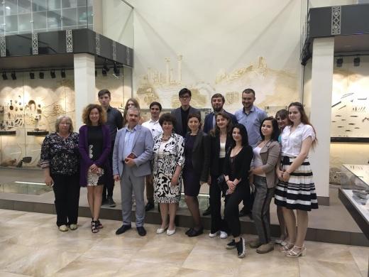 Поздравляем бакалавров кафедры с успешной защитой дипломных работ (6 июня 2018 г.)