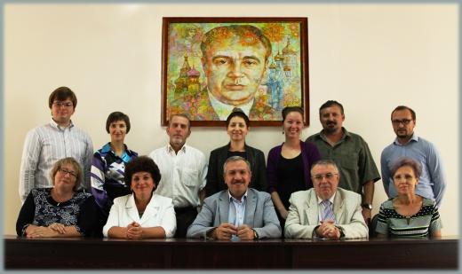 Поздравляем кафедру историографии, источниковедения и археологии!