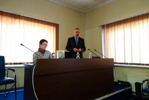 Конференція «Міський символічний простір та історична пам'ять: (де)конструкція міфів»