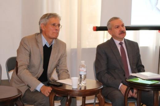 "Academic seminar «Readings in Memory of Professor M.P.Kovalsky"""