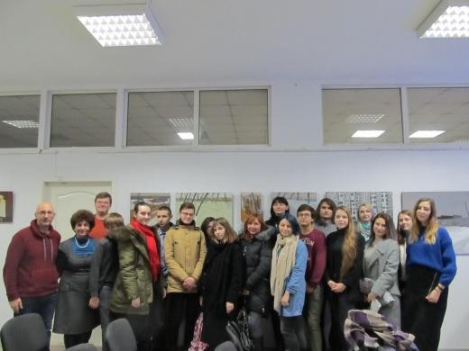 Об'єднане засідання студентського наукового гуртка історіографії, джерелознавства та спеціальних історичних дисциплін