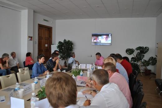 """Міжнародний круглий стіл """"Проблеми інформатизації архівної справи: цифровізація як засіб забезпечення потреб інформаційного суспільства (до 50-річчя ЦДНТА України)"""""""