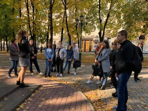 Заседание студенческого научного кружка историографии, источниковедения и специальных исторических дисциплин состоялось в новом формате