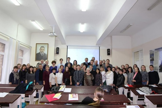 "Conference of Young Scientists ""Monument-Protecting Traditions of Slobozhanshchina"""