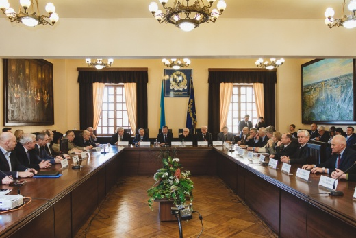 Участие в круглом столе «В.Н.Каразин – ученый-энциклопедист»