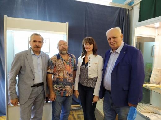 Выставка «Аланы, Болгары, Хазары?»