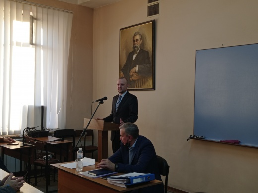 Поздравляем Алексея Янкула с успешной защитой диссертации